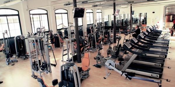 Illes Inca-Sala de fitness