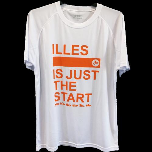 Camiseta técnica Illes