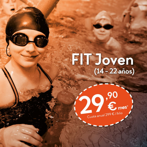 cuota FIT JOVEN
